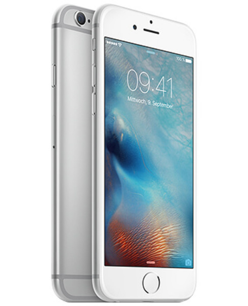 "Apple iPhone 6s 32GB Silber IOS 9 LTE 4G Smartphone ohne Vertrag 4,7"" Display"