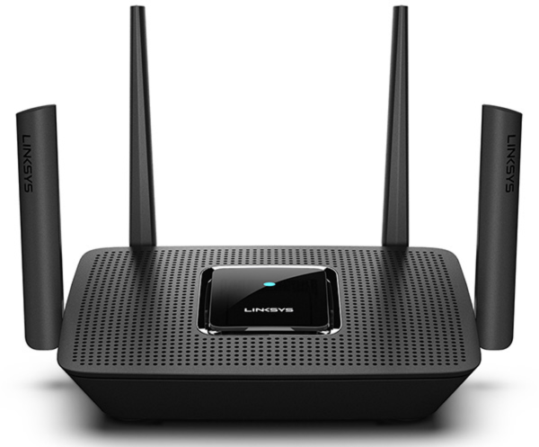 Linksys MR9000 Tri-Band Mesh-WLAN WiFi 5-Router AC3000