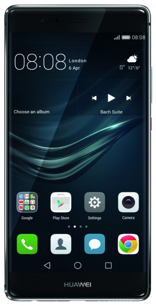 "Huawei P9 Plus grau 64GB LTE Android Smartphone ohne Simlock 5,5"" Display 12 MPX"