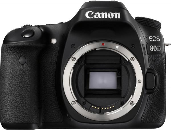 Canon EOS 80D Gehäuse schwarz