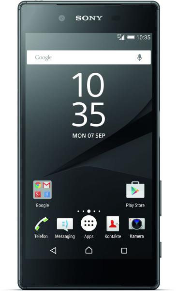 Sony Xperia Z5 Bond Edition schwarz Android Smartphone ohne Simlock 23 Megapixel