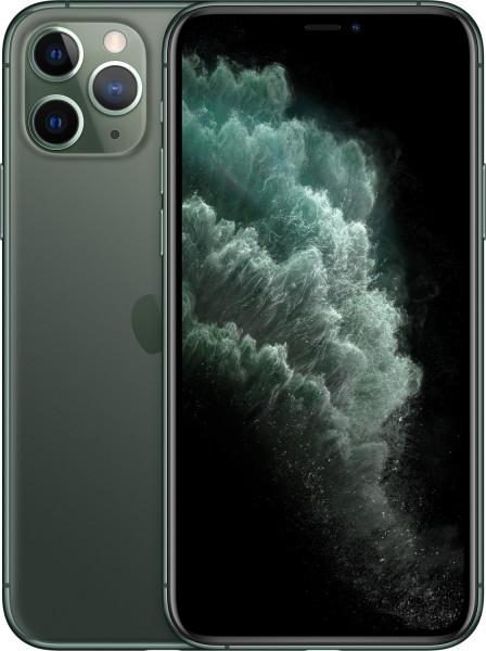 Apple iPhone 11 Pro nachtgrün 64GB Refurb