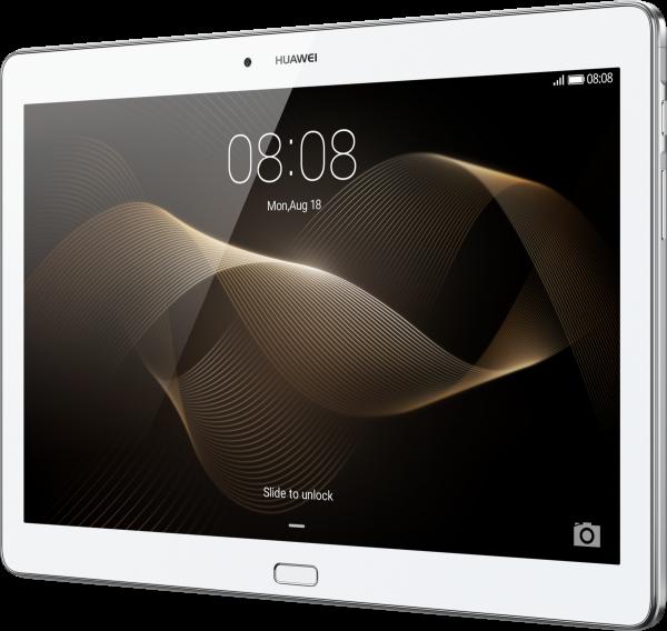 Huawei MediaPad M2 10 Standard silber 16GB WiFi