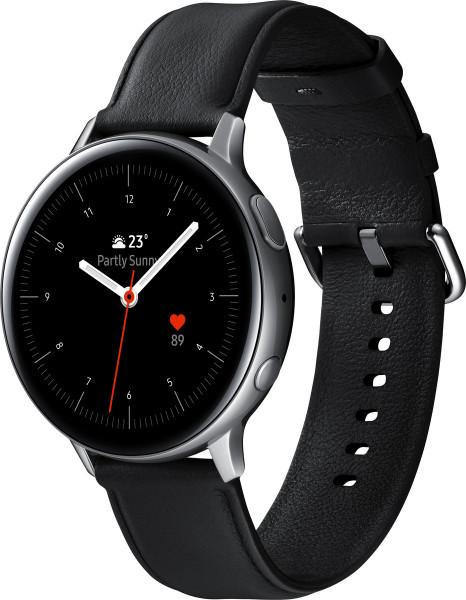 Samsung SM-R820NS Galaxy Watch Active2 Steel 44mm Silber