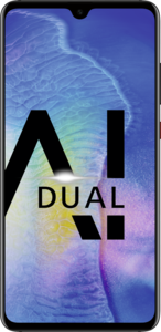 "Huawei Mate 20 schwarz 128GB LTE Android Smartphone 6,53"" Display 12 Megapixel"