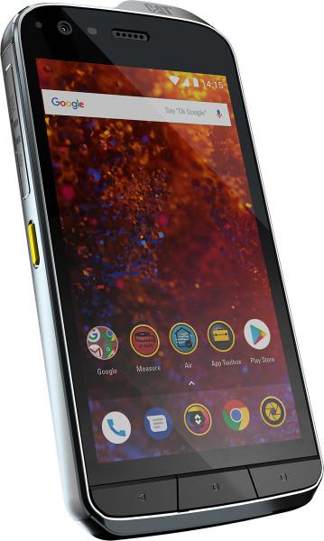 """CAT S61 DualSim schwarz 64GB LTE Android Outdoor Smartphone 5,2"""" 16 Megapixel"""