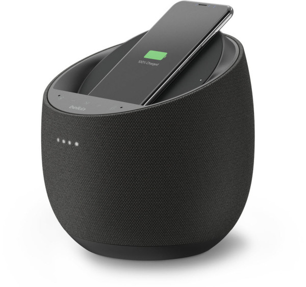 Belkin SOUNDFORM ELITE Hi-Fi Smart Speaker schwarz