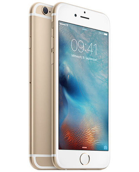 "Apple iPhone 6s 32GB Gold LTE iOS Smartphone ohne Simlock 4,7"" Display 12MPX"