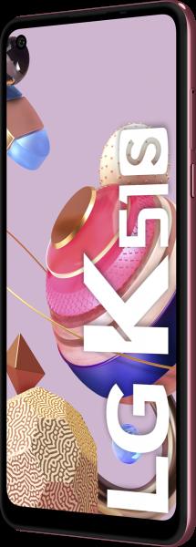 LG K51s DualSim pink 64GB