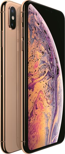 "Apple iPhone XS Max silber 512GB LTE iOS Smartphone 6,5"" OLED Display 12MPX eSim"
