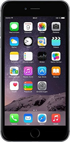 "Apple iPhone 6 Plus 128GB Spacegrau LTE iOS Smartphone ohne Simlock 5,5"" Display"