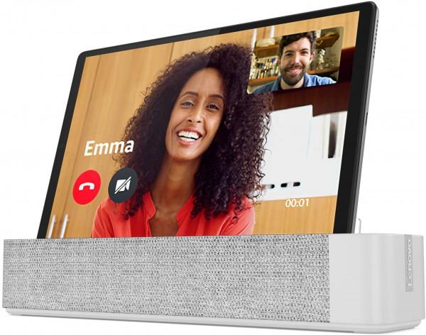 "Lenovo Smart Tab M10 Plus 10"" 32GB silber + Smart Dock"