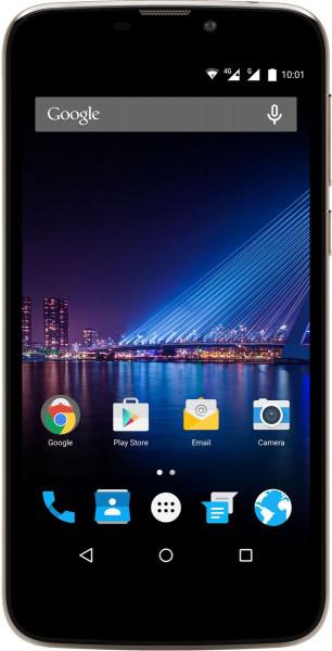 Phicomm Clue 2S titanium grey 16 GB 5 Zoll Display Smartphone Android