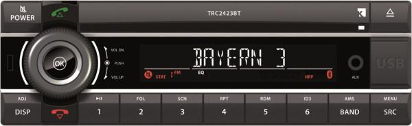 Axion 1DIN 24V Truckradio TRC 2423 BT