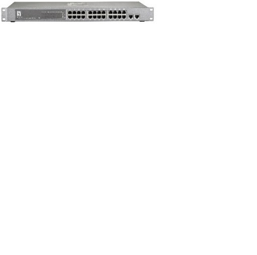 LevelOne 24 GE With 4 SFP + 2 GE SFP L2 Switch