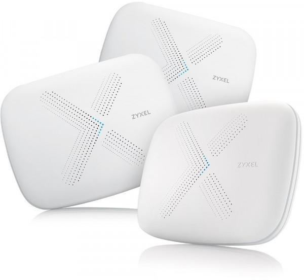 Zyxel Multy X WiFi System (3er Pack) AC3000 Tri-Band WiFi