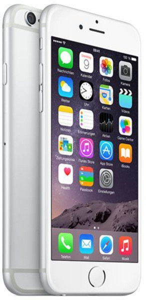 "Apple iPhone 6 16GB IOS Smartphone 4,7"" Display ohne Simlock 8MPX"