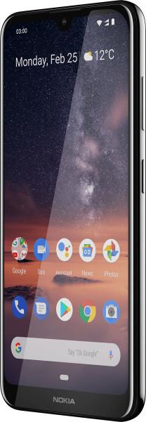 Nokia 3.2 DualSim schwarz 32GB