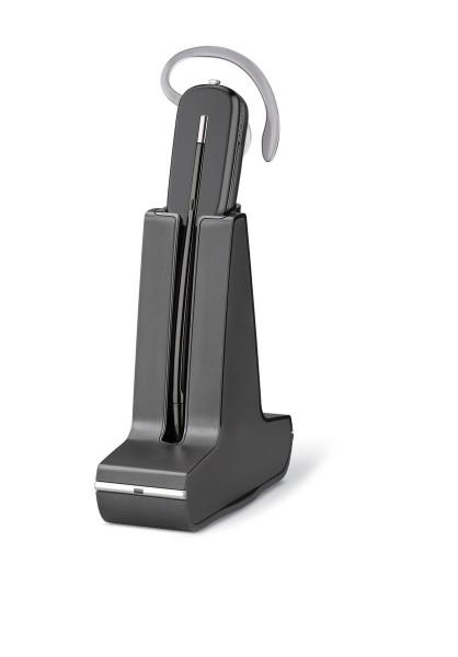Plantronics C565 DECT-Headset für Tischtelefone kabellos 120m Reichweite