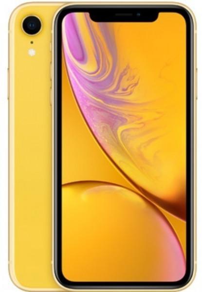 """Apple iPhone XR Gelb 128GB LTE iOS Smartphone 6,1"""" Display 12 Megapixel eSim 4K"""