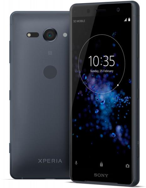 Sony Xperia XZ2 Compact schwarz 64GB