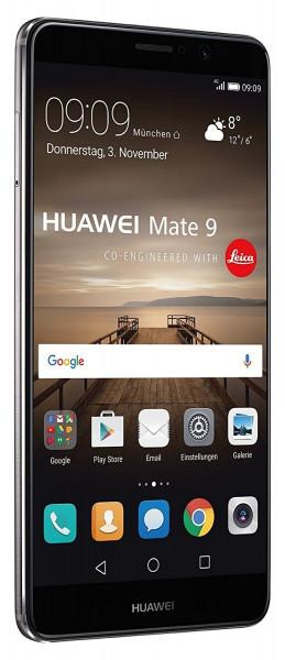 "Huawei Mate 9 grau 64GB LTE Android Smartphone ohne Simlock 5,9"" Display 20 MPX"