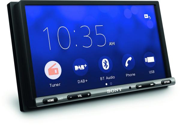 SONY 2-DIN Autoradio XAVAX3005DB Bluetooth Navigation TFT Touch Display DAB+