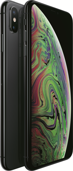 "Apple iPhone XS Max spacegrau 64GB LTE iOS Smartphone 6,5"" OLED Display 12MPX 4K"