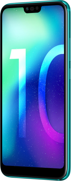 "Honor 10 DualSim grün 64GB LTE Android Smartphone ohne Simlock 5,8"" Display 24MP"