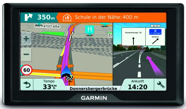Garmin DRIVE 61 LMT-S EU 6 Zoll Dispaly Navigationsgerät 46 Länder Europas