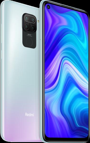Xiaomi Redmi Note 9 DualSim polar weiß 64GB