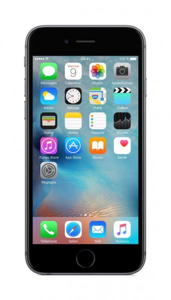 "Apple iPhone 6s SpaceGrau 128GB LTE iOS Smartphone o. Simlock 4,7"" Display 12MPX"