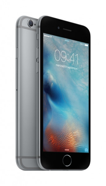Apple iPhone 6s Spacegrau 64GB - Refurb