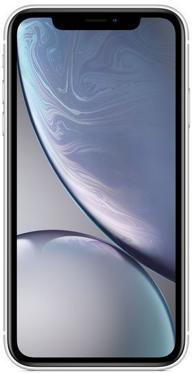 "Apple iPhone XR Weiß 64GB LTE iOS Smartphone 6,1"" Display 12 Megapixel eSim"