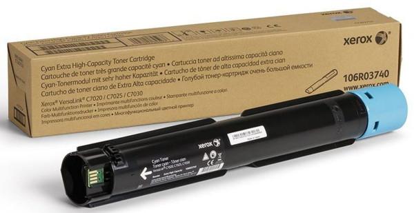 XEROX VersaLink C7020 Leistungstoner Cyan 16.500Seiten