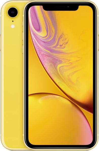 Apple iPhone XR Gelb 128GB REFURB