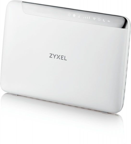 Zyxel LTE5366 Indoor LTE AC-WLAN Router