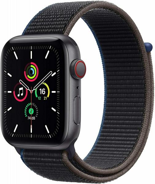 Apple Watch SE 40mm grau
