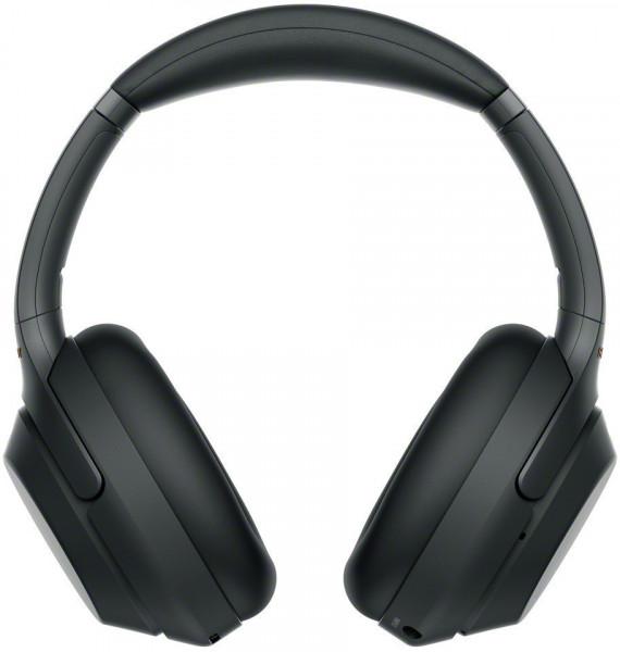 SONY WH-1000XM3B Wireless High-Resolution Kopfhörer schwarz Bluetooth Kabellos