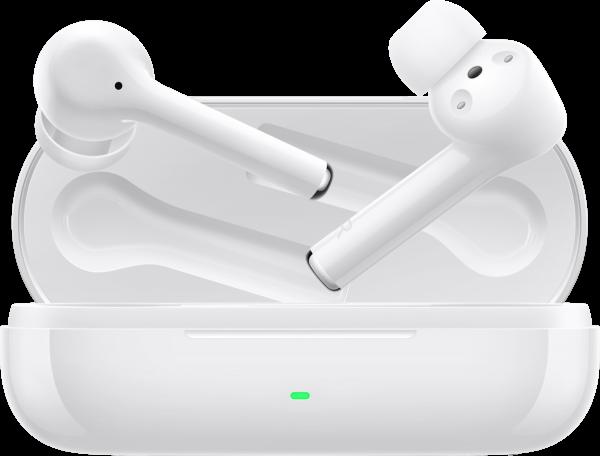 Huawei - FreeBuds 3i Ceramic White