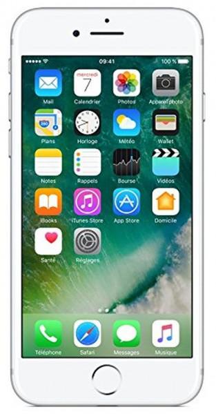 Apple iPhone 7 128GB silber IOS 4G LTE Smartphone ohne Simlock 4,7 Zoll Display