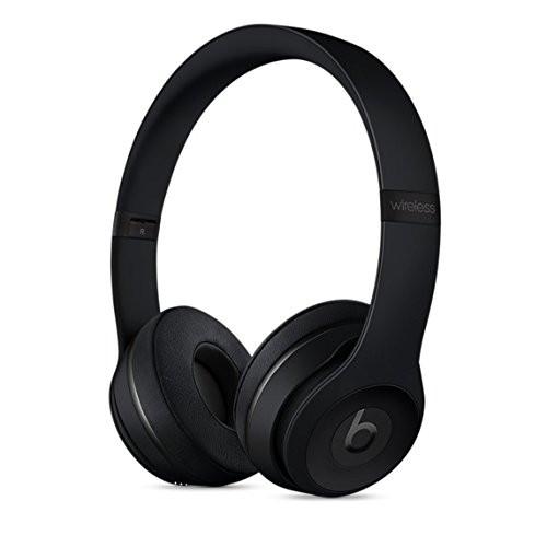 Beats by Dr. Dre Solo3 On-Ear Kopfhörer Schwarz Bluetooth Stereo Kopfhörer