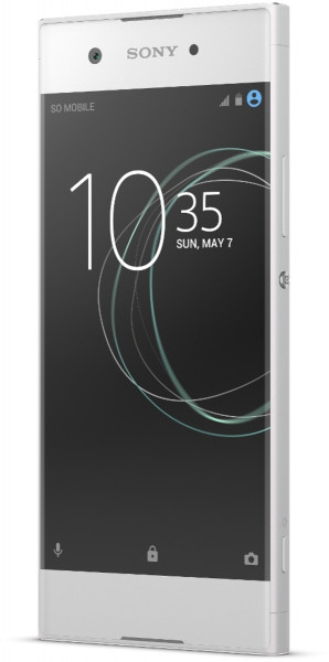 "Sony Xperia XA1 weiß 32GB LTE Android Smartphone ohne Simlock 5"" Display 23MPX"