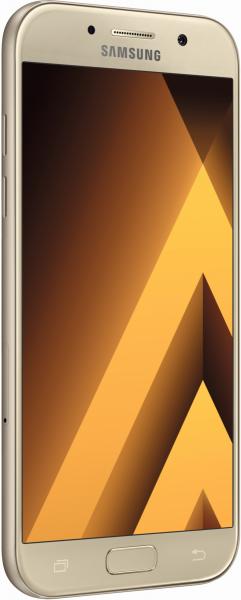 "Samsung A520F GALAXY A5 2017 gold 32GB LTE Android Smartphone ohne Simlock 5,2"""
