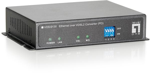 LevelOne VDS-0130 Ethernet over VDSL2 Konverter