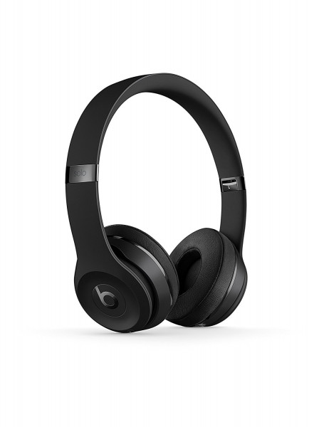 Beats by Dr Dre Solo3 On Ear Kopfhörer Schwarz Bluetooth Headset Wireless Mikro