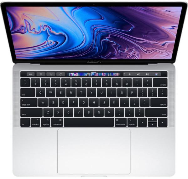 """Apple MacBook Pro 13"""" 2019 TB QC i5 2,4GHz 8GB 512GB silber"""