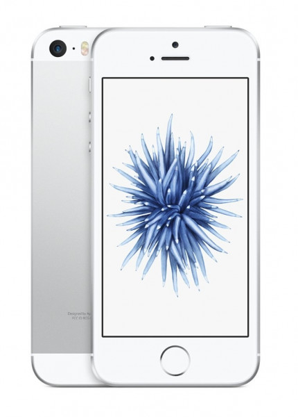 Apple iPhone SE Silber 64GB - Refurb