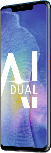 """Huawei Mate 20 Pro DualSim Twilight 128GB LTE Android Smartphone 6,39"""" 40MPX"""