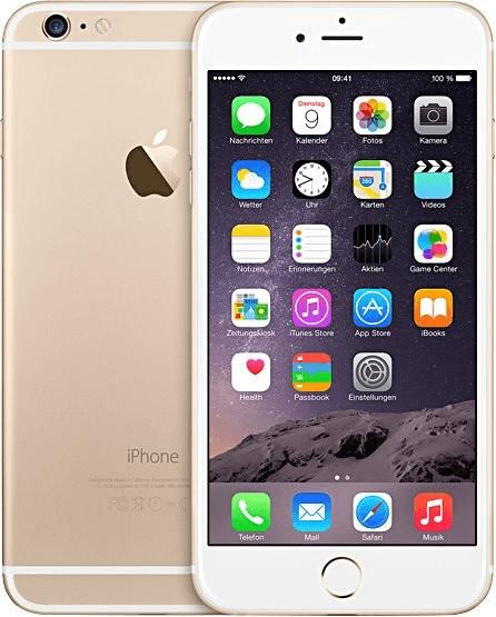 Apple iPhone 6 Plus gold 16GB